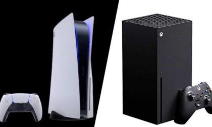 PS5 ed XBOX SERIES X: il confronto tra le due nuove console in cima ai desideri