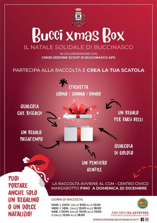 Bucci Xmas Box