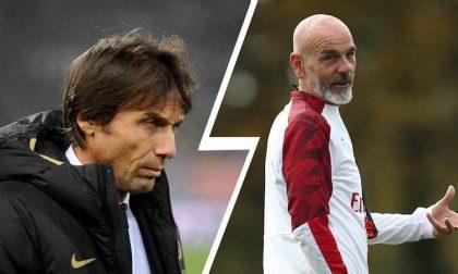 Milan-Lazio ed Hellas Verona-Inter: le formazioni