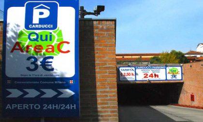 Dove parcheggiare in centro a Milano e pagare l'Area C