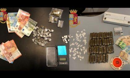 Nasconde la droga nei pacchi di pasta: arrestato 25enne