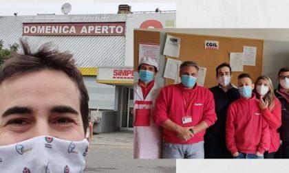 Salvi supermercato e lavoratori di Tre Castelli: apre Conad al posto del Simply