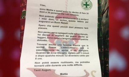 """Trenta regali alla Croce Verde Baggio, i soccorritori: """"Aiutateci a trovare il benefattore"""""""