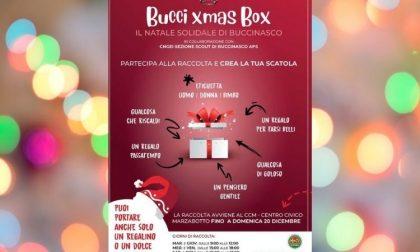 Doni di Natale solidali: al via la raccolta delle Bucci Xmas Box