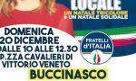 Fdi a sostegno delle aziende italiane e negozi di vicinato: l'iniziativa in piazza