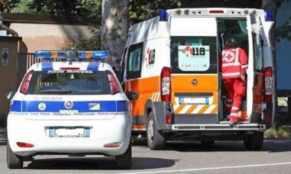 Due incidenti stradali e un'esplosione a Milano: ferite tre persone