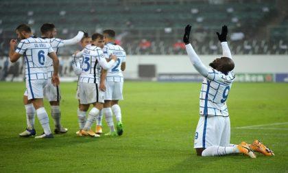 Borussia Mönchengladbach-Inter: i nerazzurri ancora in corsa Champions