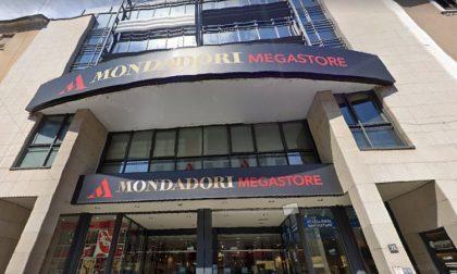 Crisi, il Megastore Mondadori chiude i battenti a fine anno