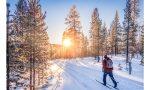 10 ottime ragioni per praticare sci di fondo quest'inverno