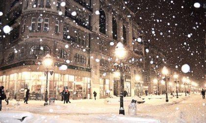Confermata neve in pianura in Lombardia | Previsioni meteo