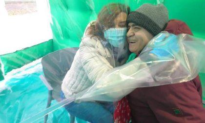 La Bolla degli abbracci regala sorrisi agli ospiti disabili