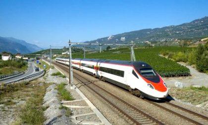 Tragedia a Busto: travolto e ucciso dal treno sulla linea verso la Svizzera