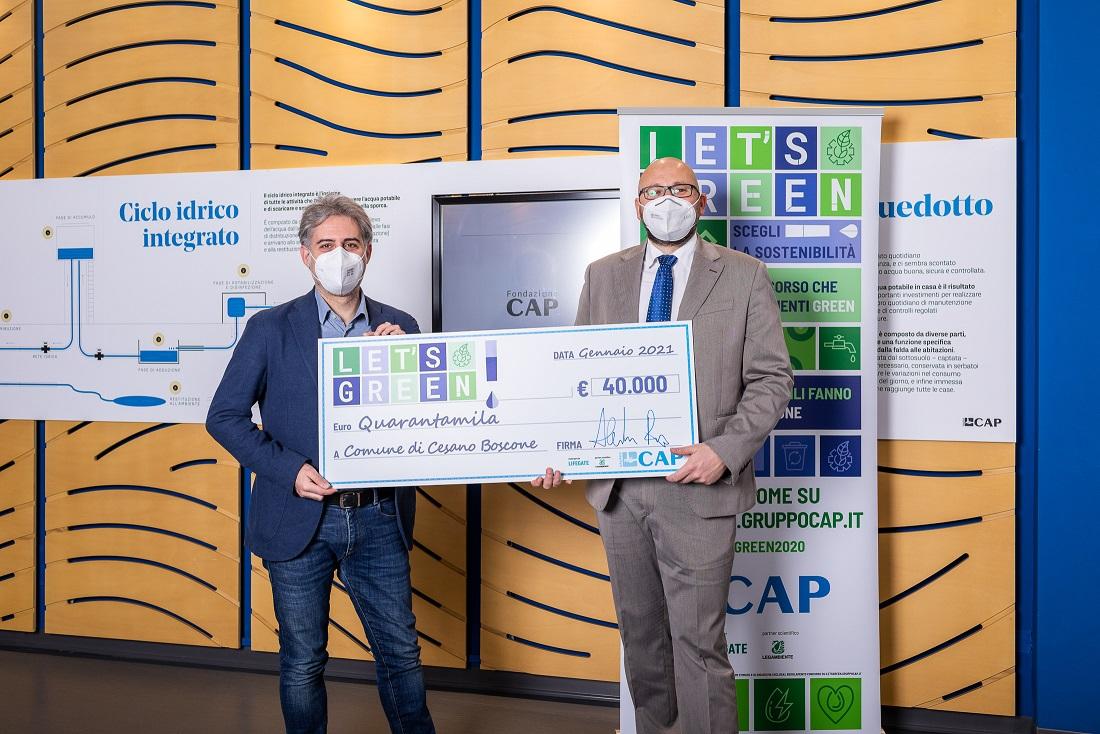 Cesano vince concorso Cap