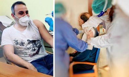 Rsa Corsico, al via le vaccinazioni anti covid: adesione oltre il 95%