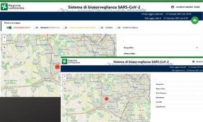 Database sui contagi ancora in tilt: i positivi a Cesano salgono da 56 a 416 in un giorno