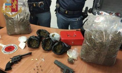 """Droga nascosta e divisa in base agli """"effetti"""" prodotti: arrestato pusher"""