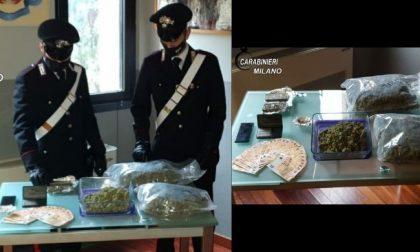 Spacciatore arrestato, beccato in strada dal comandante dei carabinieri libero dal servizio