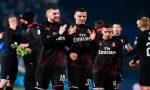Due positivi nel Milan per la sfida contro la Juve. L'inter cerca il sorpasso