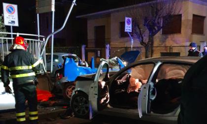 Terribile incidente a Corsico, morto uomo di 60 anni, moglie gravissima