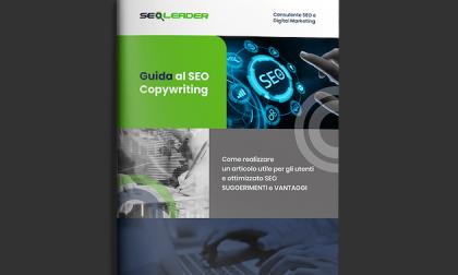 SEO Milano: SEO Leader amplia la sua offerta di Digital marketing e offre un e-book gratuito sul SEO Copywriting