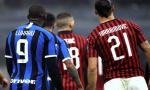Inter-Milan: derby di coppa italia