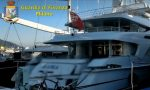 Bassi redditi dichiarati ma possedeva yacht da 30 milioni: sequestrata imbarcazione