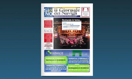 Il settimanale del Giornale dei Navigli anche via mail – n. 3 del 22 gennaio