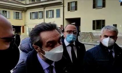 """Fontana: """"Confermata Lombardia zona rossa, punizione che non meritiamo"""""""