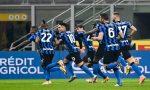 Inter-Juventus: dominio nerazzurro