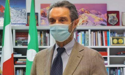 """La Lombardia rimane zona gialla. Fontana: """"Intervenuti con limitazioni localizzate"""""""