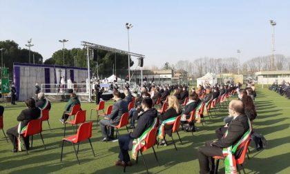 Iniziati nella sua Limbiate i funerali dell'ambasciatore Luca Attanasio