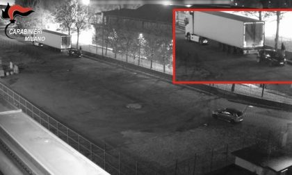 Ladri di furgoni beccati dai carabinieri di Corsico tra Milano e Brindisi