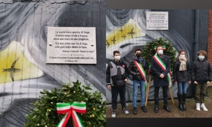 Cerimonia per le vittime delle foibe, i giovani studenti insegnano la storia da ricordare