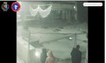 Raid vandalico in piazza della Vittoria, la polizia locale individua i responsabili
