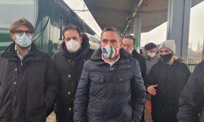 Siringhe, rifiuti e degrado: sopralluogo alla stazione di San Donato