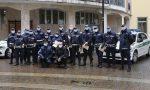 La Regione premia gli agenti della polizia locale di Cesano