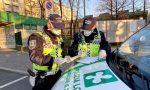 Due ragazzini di 15 e 16 anni beccati dalla polizia locale con dosi di hashish