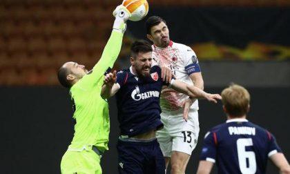 Milan-Stella Rossa: i rossoneri si qualificano agli ottavi