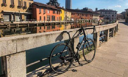 Gaggiano bike friendly: bandiera gialla al Comune dalla Fiab