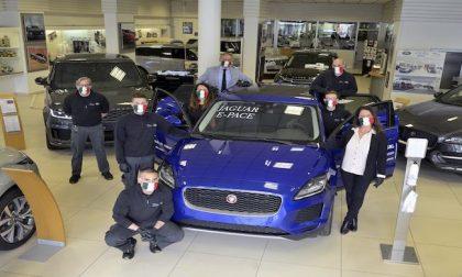 Piva Jaguar e Land Rover in provincia di Milano