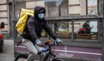 Sciopero rider: venerdì 26 marzo stop a consegne in 30 città, Milano compresa