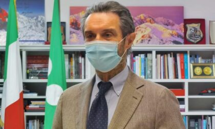 Fontana: Lombardia resta in zona rossa fino all'11 aprile