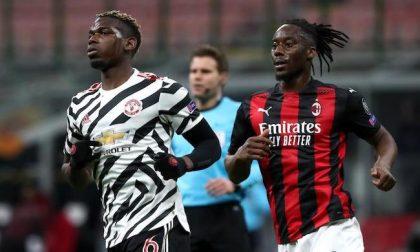 Milan-Manchester United: a testa alta ma fuori dall'Europa
