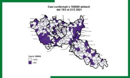 Nuovo Monitoraggio Covid Ats Milano: migliora l'incidenza nei Comuni
