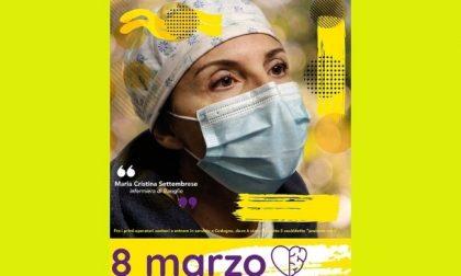Basiglio celebra la Giornata della Donna, testimonial Maria Cristina, infermiera nei reparti covid