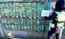 Discarica abusiva nell'ex laboratorio dolciario: la polizia locale sequestra l'area