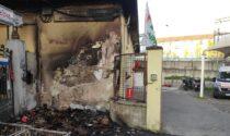 """Incendio nella sede di Sos Lambrate, i soccorritori: """"Non è la prima volta, atto vile"""""""