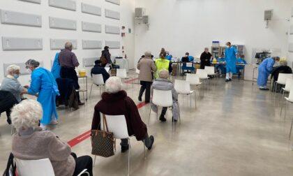 Mumac, il museo della macchina del caffè si trasforma in centro vaccinale