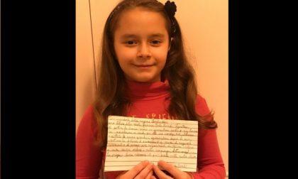 """Scuole chiuse. Una bambina di 9 anni scrive al presidente Fontana: """"Siamo stati bravi, ci faccia tornare presto in classe"""""""