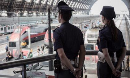 Controlli della Polizia ferroviaria: accertamenti su 23.500 persone in una settimana